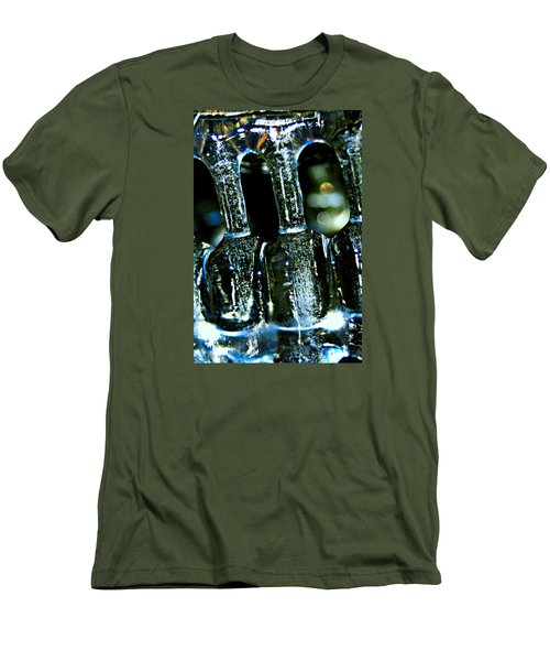 Ice Formation 02 Men's T-Shirt (Athletic Fit)
