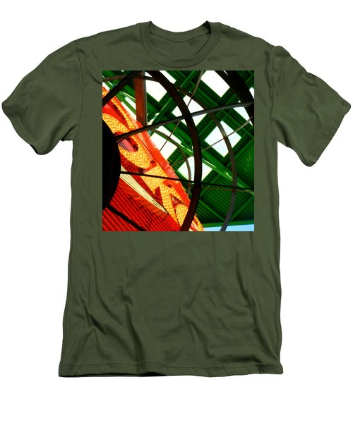 Icon Men's T-Shirt (Slim Fit) by Paul  Wilford