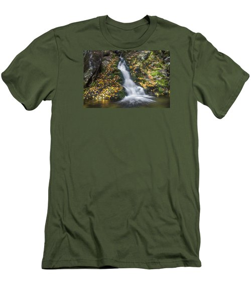 Imp Trail Cascade Men's T-Shirt (Athletic Fit)