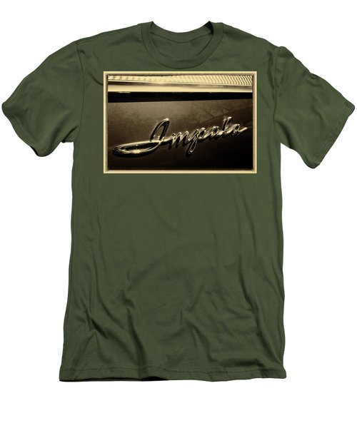 Impala Men's T-Shirt (Athletic Fit)