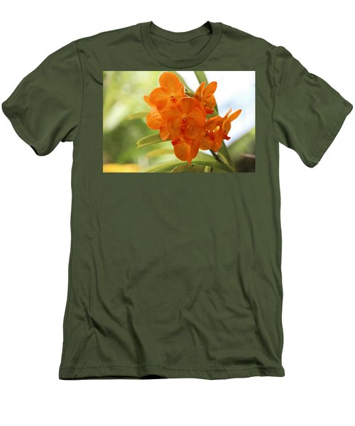 Men's T-Shirt (Athletic Fit) featuring the photograph In This World by Michiale Schneider