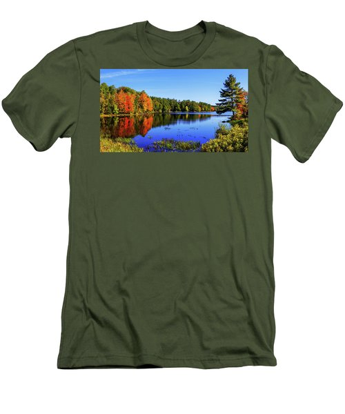 Men's T-Shirt (Slim Fit) featuring the photograph Incredible by Chad Dutson
