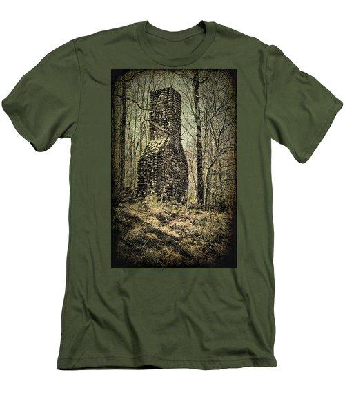 Indestructible Men's T-Shirt (Slim Fit) by Betty Pauwels