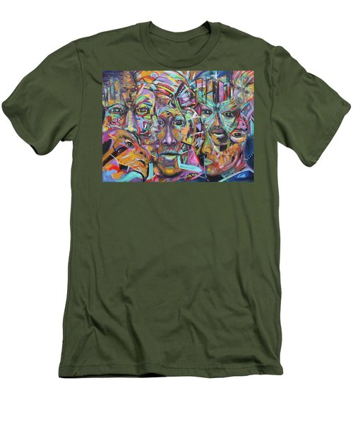 Indigenous Men's T-Shirt (Athletic Fit)