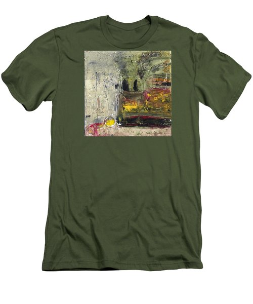 Industry Men's T-Shirt (Slim Fit) by Phil Strang