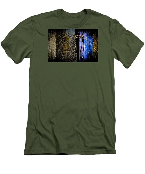 Men's T-Shirt (Slim Fit) featuring the photograph Inside by Edgar Laureano