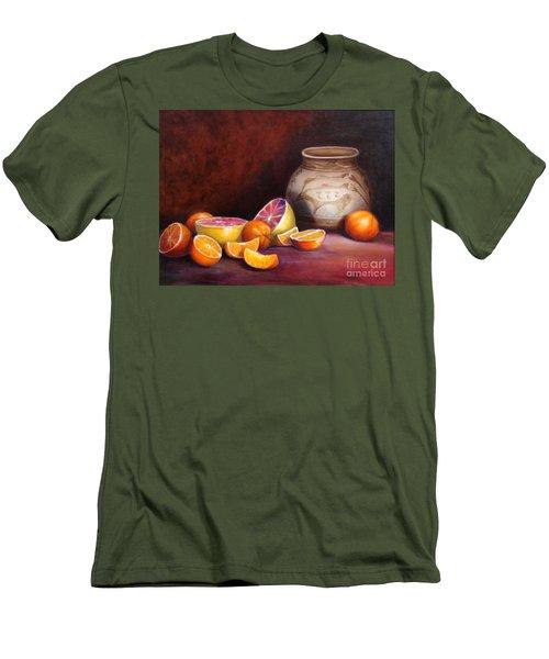 Iranian Still Life Men's T-Shirt (Athletic Fit)