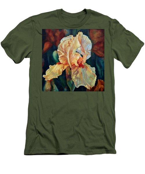 Iris 3_2017 Men's T-Shirt (Athletic Fit)