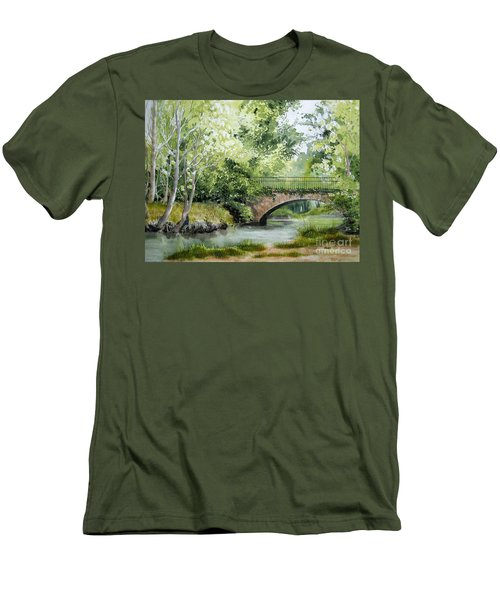 Irish Overpass Men's T-Shirt (Athletic Fit)