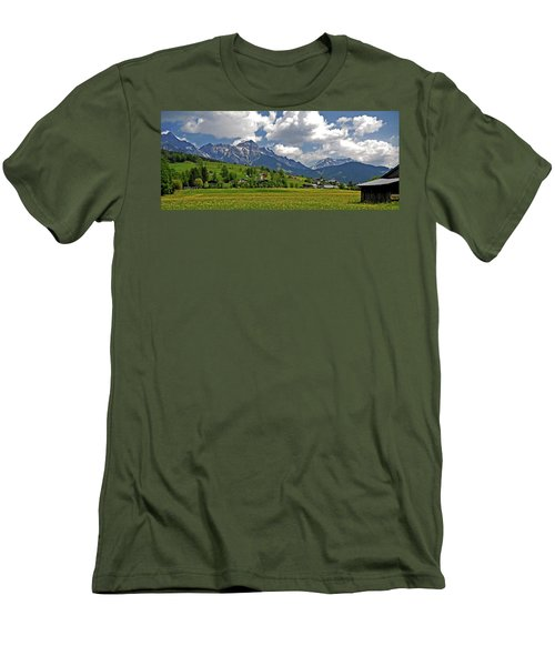 Is There More To Life Than This ... Men's T-Shirt (Slim Fit) by Juergen Weiss