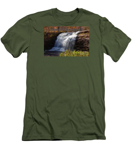 Isaiah 44 Men's T-Shirt (Slim Fit) by Diane E Berry