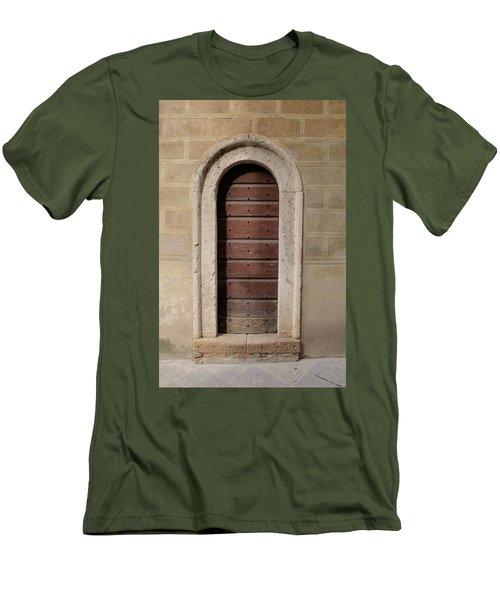 Italy - Door Ten Men's T-Shirt (Athletic Fit)