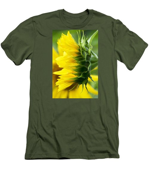 It's All About The View Men's T-Shirt (Slim Fit) by Tiffany Erdman