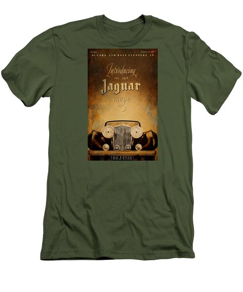 J A G Men's T-Shirt (Athletic Fit)