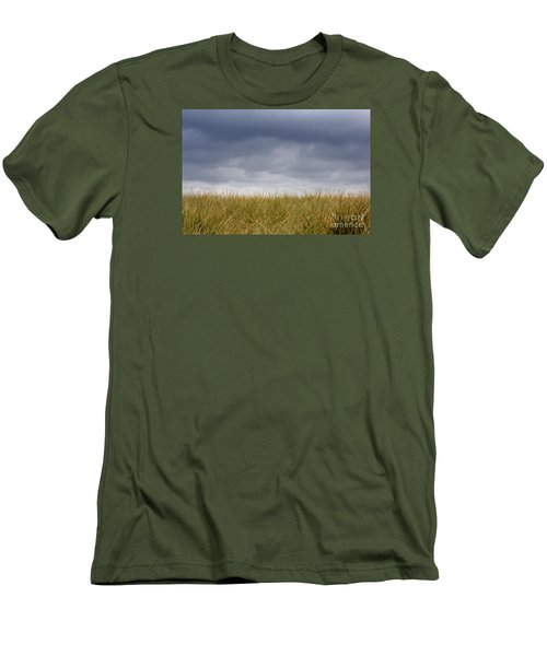 Men's T-Shirt (Slim Fit) featuring the photograph Remember When The Days Were Long by Dana DiPasquale