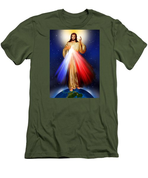 Jesus Men's T-Shirt (Athletic Fit)