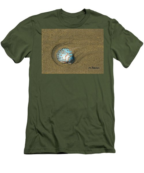 Jewel On The Beach Men's T-Shirt (Athletic Fit)
