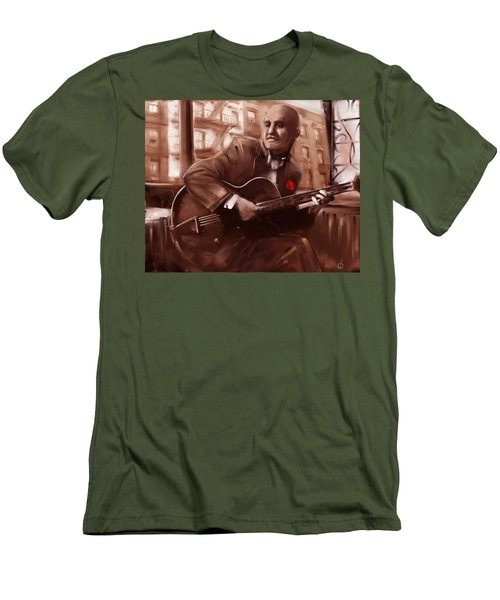 Joe Pass Men's T-Shirt (Athletic Fit)