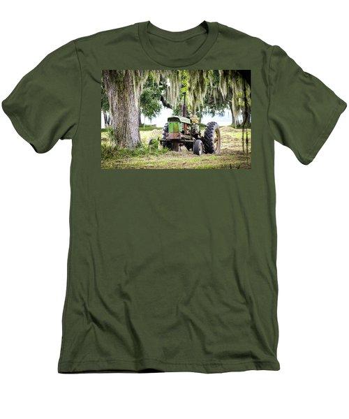 John Deere - Hay Day Men's T-Shirt (Athletic Fit)