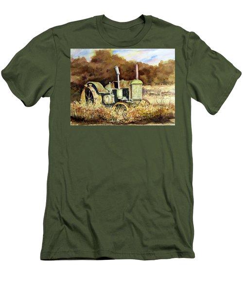 Johnny Popper Men's T-Shirt (Slim Fit) by Sam Sidders