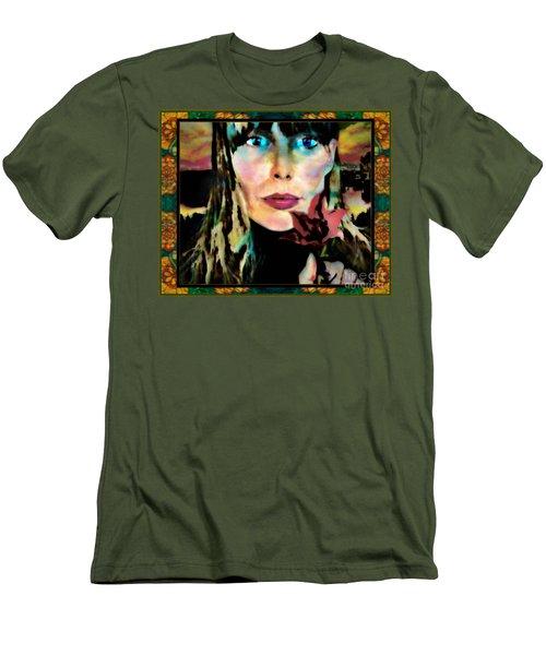 Joni Men's T-Shirt (Athletic Fit)