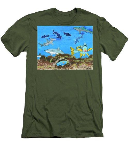 July 2017 Men's T-Shirt (Athletic Fit)