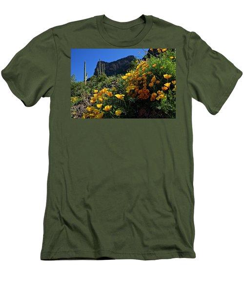 Just A Little Sunshine Men's T-Shirt (Athletic Fit)