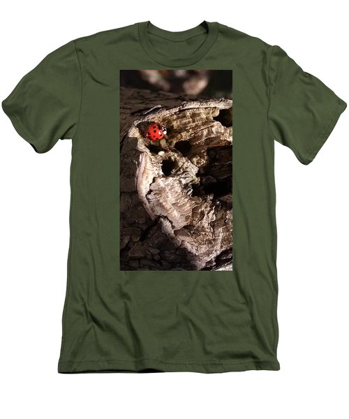 Just A Place To Rest Men's T-Shirt (Athletic Fit)