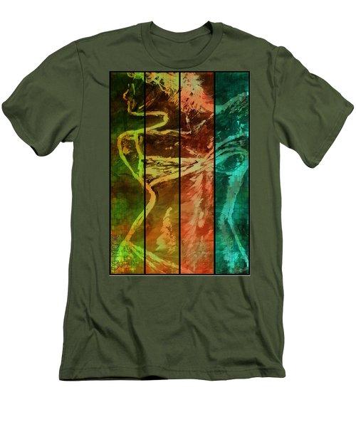 Just Female Men's T-Shirt (Athletic Fit)