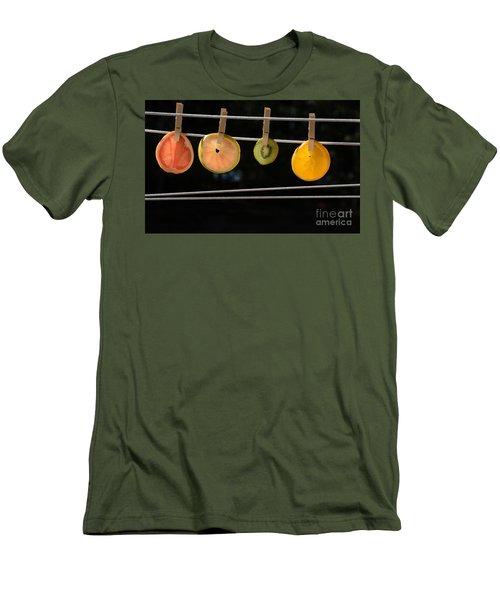 Just Juicin Around - Diet Men's T-Shirt (Athletic Fit)