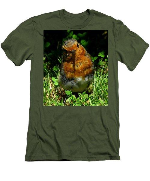 Juvenile Robin 2 Men's T-Shirt (Slim Fit) by John Topman