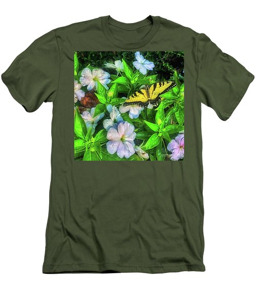 Karen's Garden Men's T-Shirt (Athletic Fit)