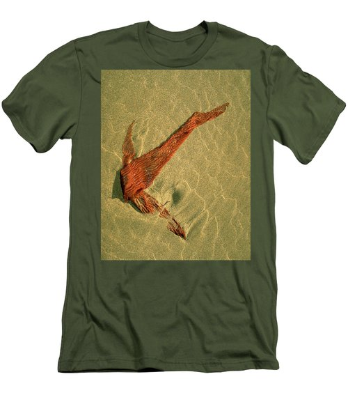 Kelp 2 Men's T-Shirt (Slim Fit) by Art Shimamura