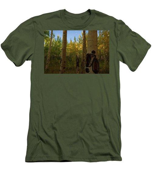 Kenosha Pass Men's T-Shirt (Athletic Fit)
