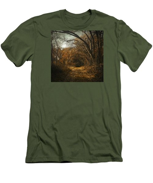 Kern River Preserve - December 2015-2 Men's T-Shirt (Athletic Fit)