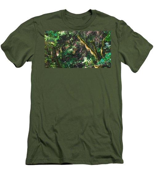 Ketchikan Green Men's T-Shirt (Athletic Fit)