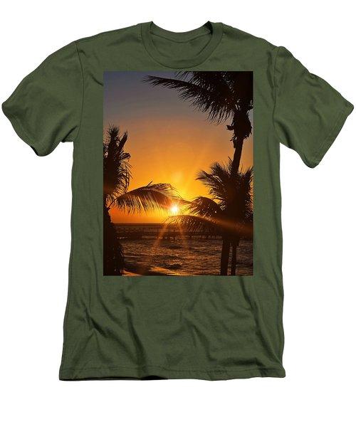 Key Art Men's T-Shirt (Slim Fit) by JAMART Photography