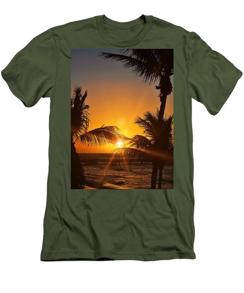 Key Art Men's T-Shirt (Slim Fit)