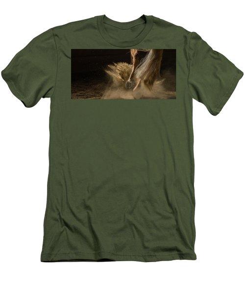 Kicking Up Your Heels Men's T-Shirt (Slim Fit)