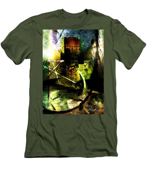King Of Sadness Men's T-Shirt (Athletic Fit)