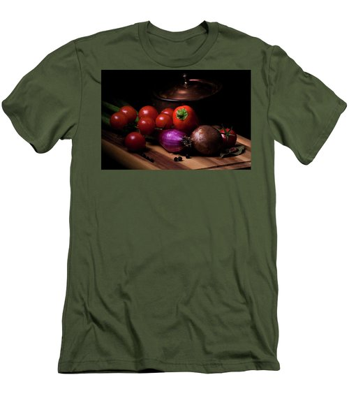 Kitchen 2 Men's T-Shirt (Athletic Fit)