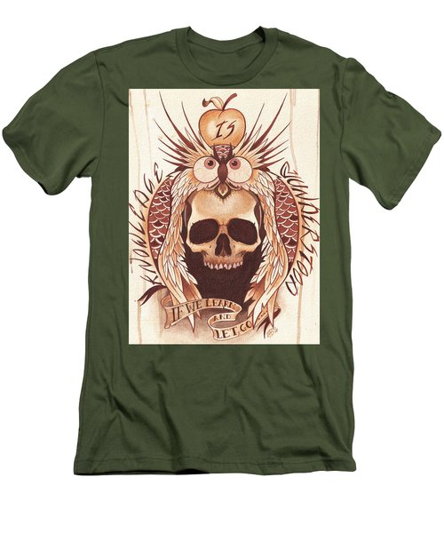 Knowledge Men's T-Shirt (Athletic Fit)