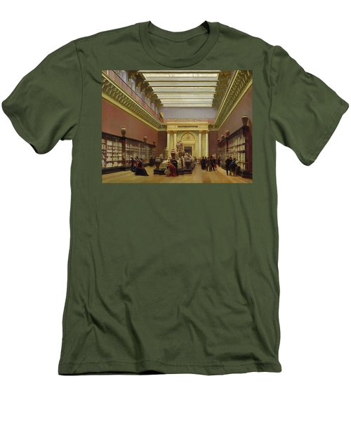 La Galerie Campana Men's T-Shirt (Slim Fit) by Charles Giraud