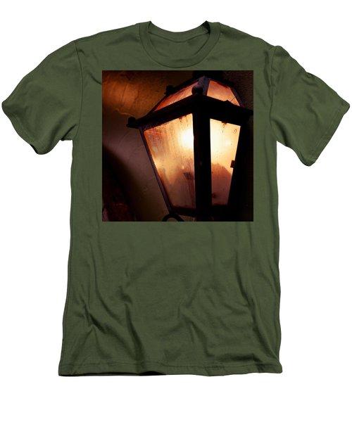 Lantern Men's T-Shirt (Athletic Fit)