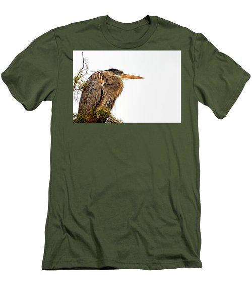 Laser Gaze Men's T-Shirt (Athletic Fit)