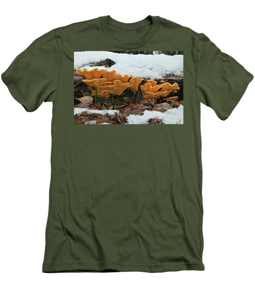 Last Mushrooms Of The Seasons Men's T-Shirt (Athletic Fit)
