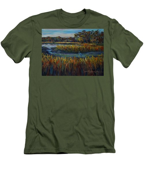Late Afternoon Men's T-Shirt (Athletic Fit)