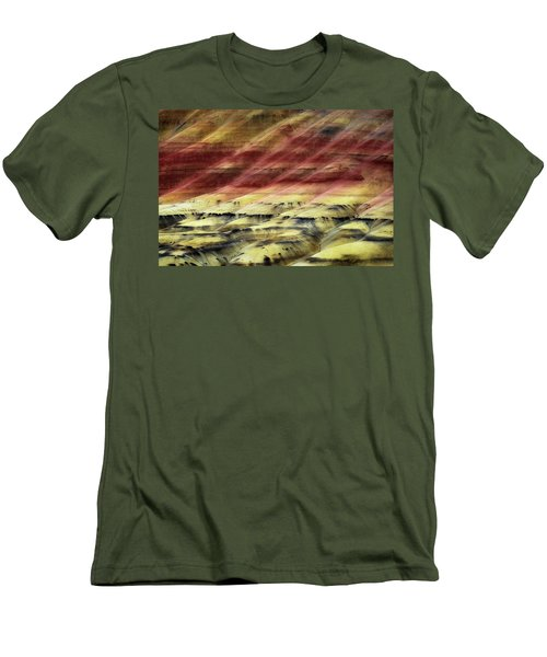 Layers Of Time Men's T-Shirt (Athletic Fit)