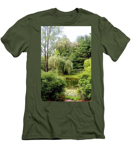 Lazy Pond Men's T-Shirt (Athletic Fit)
