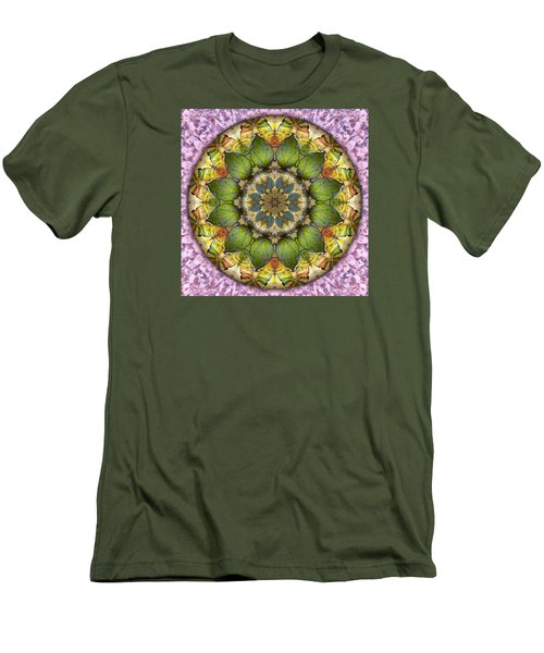 Leaves Of Glass Men's T-Shirt (Athletic Fit)